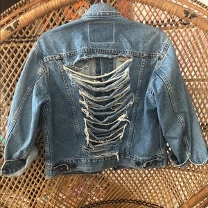 Levi's Thrashed jacket